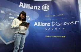 Laba Allianz 2018 Melesat 152,66 Persen