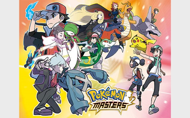 Pokemon Master, salah satu gim baru yang bakal diluncurkan The Pokemon Company dalam waktu dekat - Sumber: laman resmi.