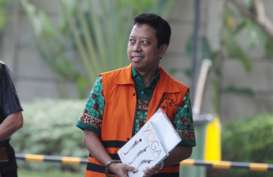 Haris Hasanuddin Didakwa Suap Romahurmuziy & Menag Lukman Hakim