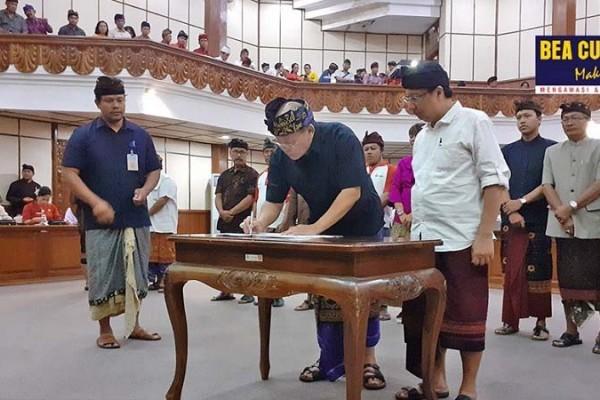 Bea Cukai Dukung Pengembangan Kawasan Berikat di Pulau Bali