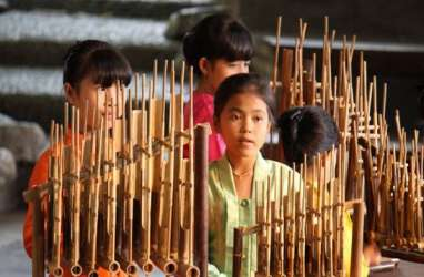 Di Kenya, Ada Group Angklung Mainkan Lagu Indonesia