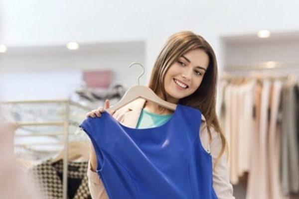 Baju baru/ilustrasi - Dailymail