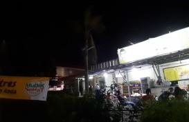 Pemudik Nyaman Berlama-Lama di Rest Area Tol Tangerang-Merak