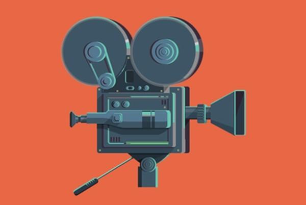 Ilustrasi film - Dribbble
