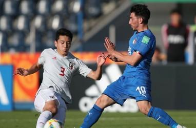 Hasil Piala Dunia U-20: Jepang Dampingi Italia Lolos ke 16 Besar