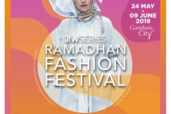 Logo Ramadhan Fashion Festival - Twitter