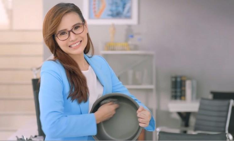 PT Star Cosmos memperkenalkan rice cooker berteknologi Harmond, yang dapat membantu mencegah kanker dan membuat makanan yang dihasilkan lebih sehat. - Istimewa