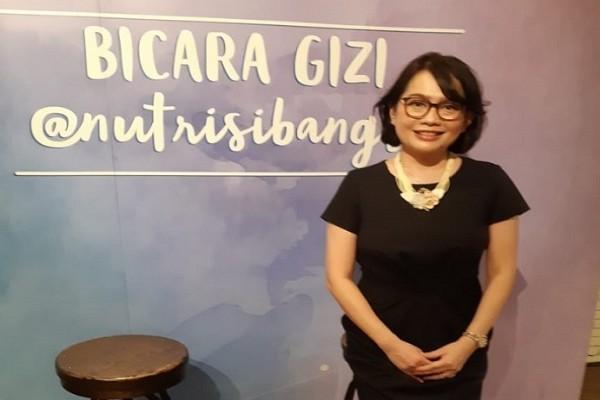 Dokter Spesialis Anak Konsultan Gastrohepatologi Frieda Handayani -  Bisnis/Eva Rianti