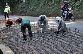 Pengerjaan Jalan Wisata di Gorontalo Dimonitor