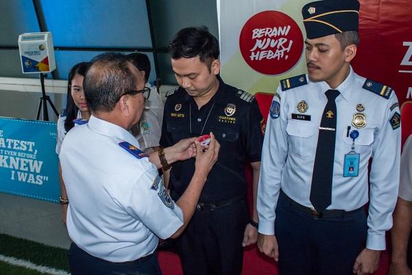 Bea Cukai Ikuti Deklarasi Pencanangan Integritas Komunitas Bandara Soekarno-Hatta