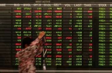 Finansial & Infrastruktur Pimpin Seluruh Sektor Topang IHSG