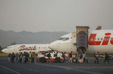 Penumpang di Bandara Adisutjipto Mulai Meningkat