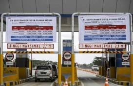 Pemudik Lewat Tol Palembang-Lampung Tiap Hari Capai 5.000 Kendaraan