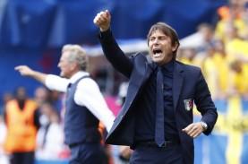 Legenda Juventus Antonio Conte Resmi Latih Inter Milan