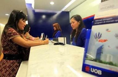 Bank UOB Siap Lunasi Obligasi Rp862 Miliar