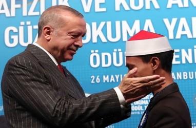 Putra NTB Syamsuri Firdaus Juarai MTQ Internasional di Turki