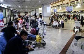 Arus Mudik H-6 Lebaran di Bandara Juanda Turun 20%