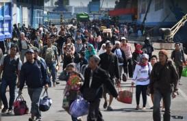 Pemudik di Pelabuhan Tanjung Perak Mencapai 62.125 Orang