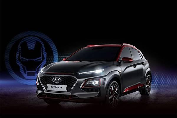 Mobil Hyundai Kona - Antara