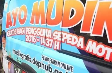Menhub & Mensos Lepas 18.045 Pemudik Pakai 401 Unit Bus