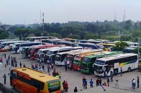 H-5 Lebaran, 24.000 Pemudik Berangkat dari Terminal…