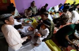 Warga Karimun Kepulauan Riau Gelar Kenduri Tujuh Likur