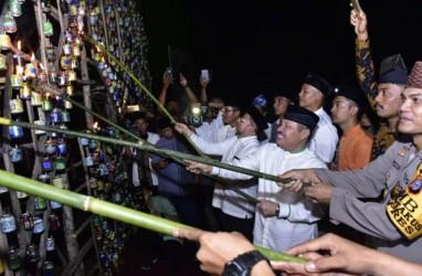 Lampu Colok Warisan Budaya Masyarakat Melayu
