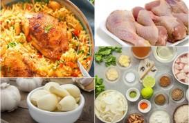 Resep dan Cara Membuat Chicken Biryani Rice untuk Lebaran