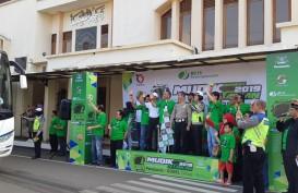 Keluarga Panasonic Gobel Indonesia Mudik Bersama