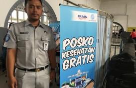 Posko Jasa Raharja di Stasiun Pasar Senen Sediakan Layanan dan Obat Gratis