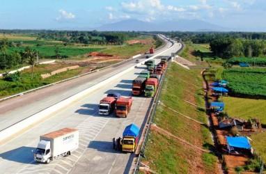 Fasilitas di Rest Area Tol Trans Sumatera masih Minimalis
