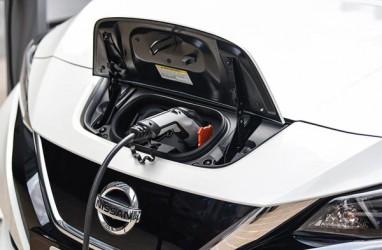 Nissan Kerahkan 363 Mobil Listrik di Final Liga Champions
