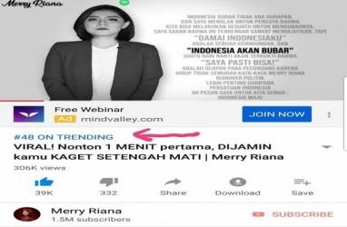 Rayakan Ultah ke 39 Tahun, Merry Riana Berbagi Pengalaman Lewat Video Youtube