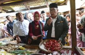 Ridwan Kamil Pastikan Harga Kebutuhan Pokok Masyarakat di Jabar Stabil