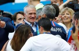 Jelang Lanjutan Kualifikasi Euro, Prancis Libas Bolivia