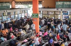 11.074 Penumpang Tinggalkan Jakarta dari Kampung Rambutan