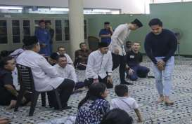 Melayat Ani Yudhoyono, Gibran Jokowi Minta Maaf bila Kaesang Pakai Training Perlihatkan Bokong