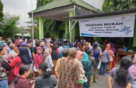 PPA Salurkan 1.500 Paket Pangan Murah di Malang