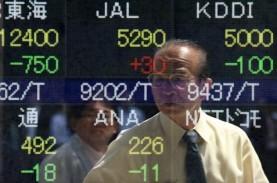 Indeks Nikkei dan Hang Seng Lesu, Berikut Rekomendasinya