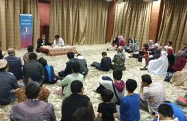 Muslim Indonesia di Paris Gelar Buka Puasa Bersama