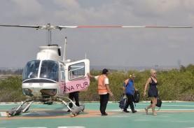 Jelang Libur Lebaran, Kunjungan Wisatawan Asing di…