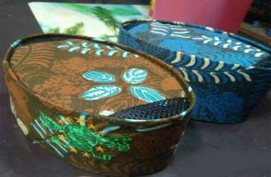 Didorong Surat Edaran, Songkok Batik Tulis di Pamekasan Laris