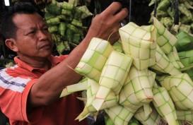 Makanan Modern Bermunculan, di Palembang Ketupat Tetap Favorit