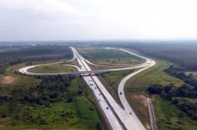 Pantauan Udara Jalan Tol Trans Sumatra, Tiga Hari…