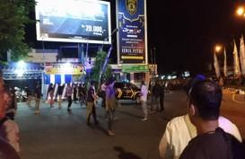 Bom Meledak di Pos Polisi Kartasura, Arus Lalin Dialihkan