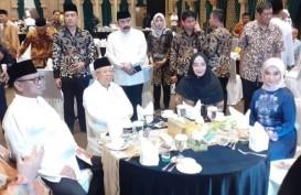 Tidak Salat Id Bareng Jokowi, Ini Kegiatan Ma'ruf Amin Saat Idulfitri 1440 H