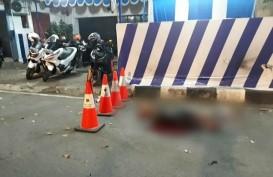 Pelaku Bom Pos Polisi Kartasura Luka Parah di Perut, Dievakuasi Masih Hidup