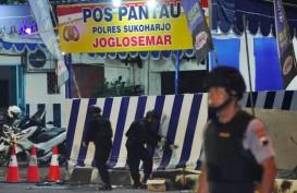 Bom Bunuh Diri di Pos Polisi Kartasura: Low Explosive, Kondisi Pelaku Kritis