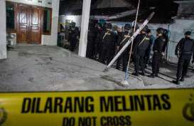 Bom Bunuh Diri di Pos Polisi Kartasura: Polisi Temukan Bahan Kimia di Rumah Pelaku
