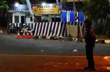Bom Bunuh Diri di Pos Polisi Surakarta: Terduga Pelaku Pernah Dilaporkan Hilang